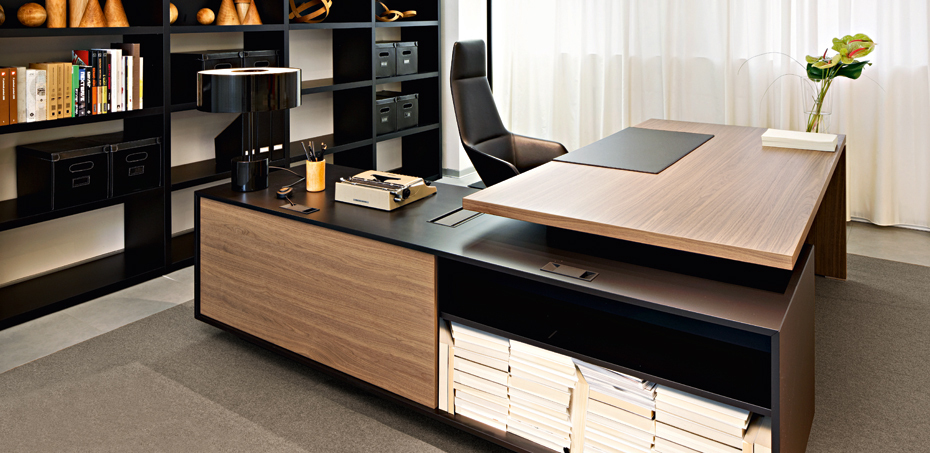 Report The Italian Executive Modern Desk Furniture