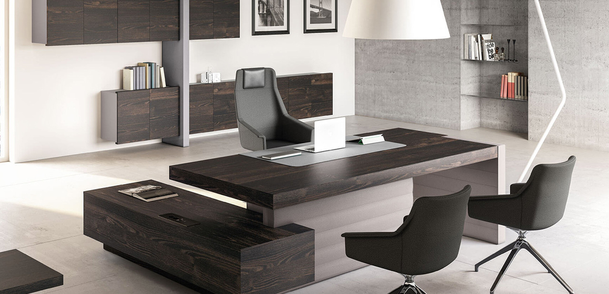 Las Mobili Jera Awesome Executive Office Desk Orlandini Design