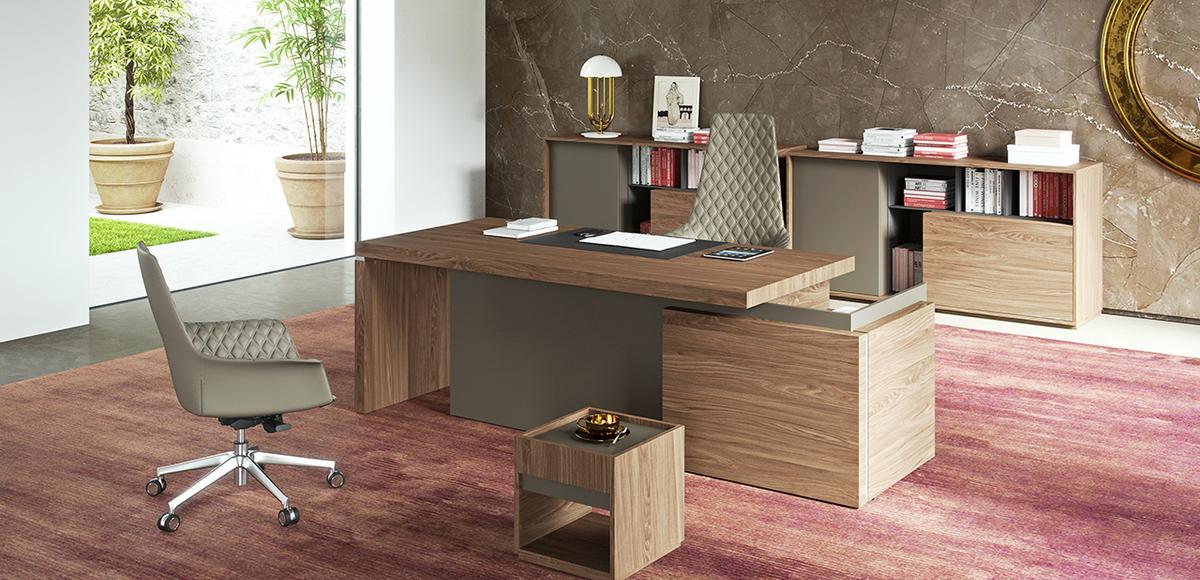 Modern executive desk Sessanta