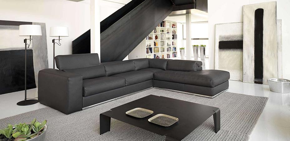 Italian sofas Symphony - Cierre