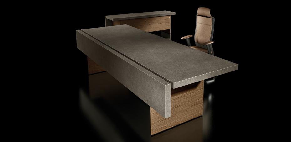 Modern Executive Desk The Element By Uffix Driusso Design